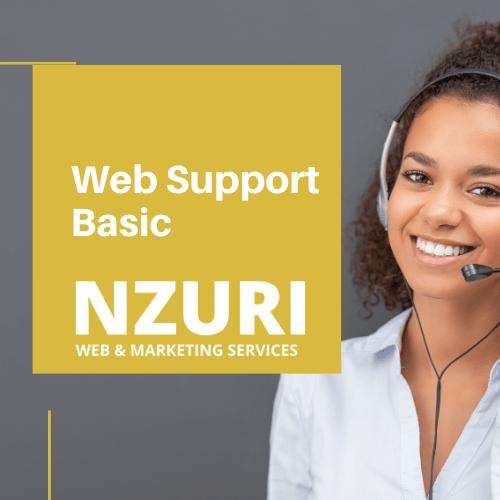 Web Support Basic